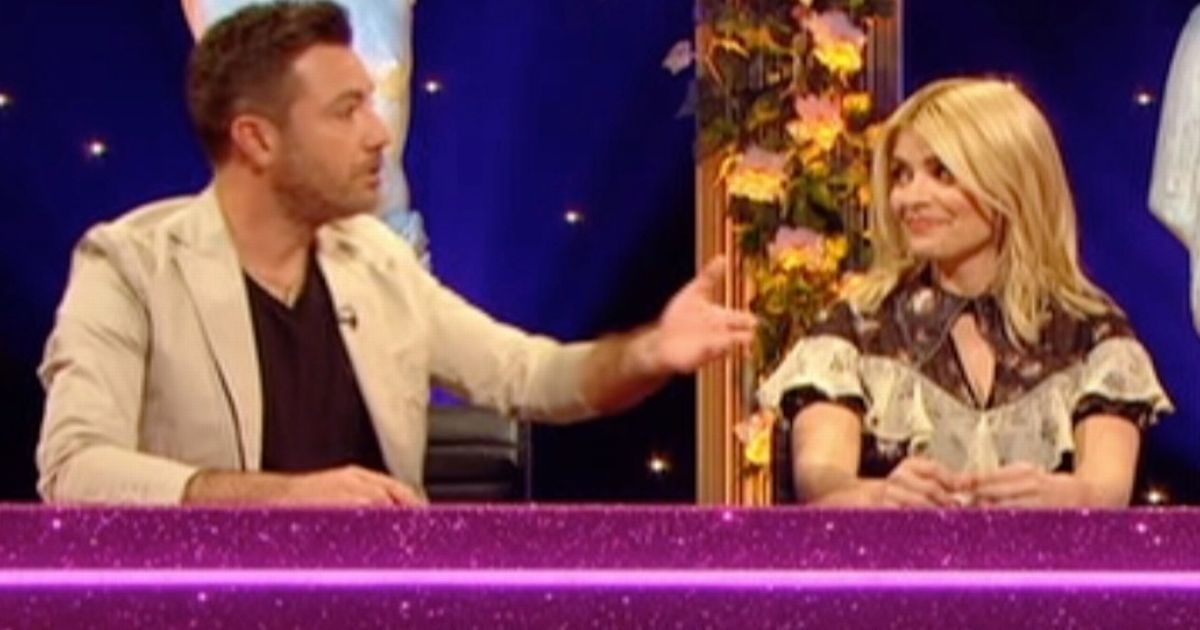 Celeb Juice thrown into chaos as Gino D'Acampo drops three C-bombs live on air