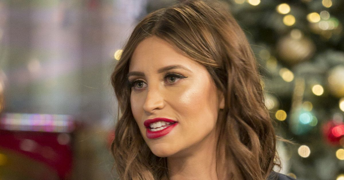 Ferne McCann 'finds love again and is happier than ever'