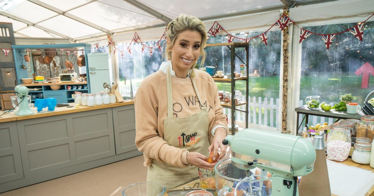 Bizarre scone recipes with lemonade and seaweed on The Great Celebrity Bake Off