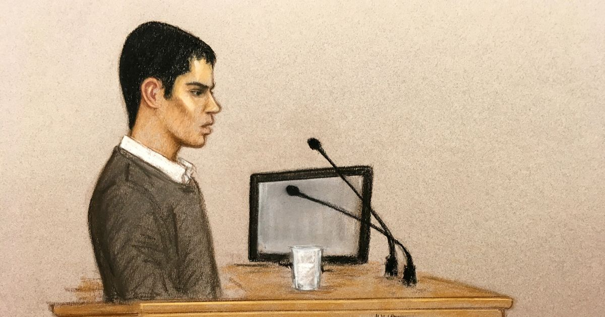 Ahmed Hassan, 18, found guilty of bombing on packed Parsons Green Tube train