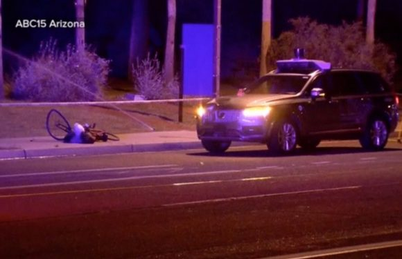 Uber barred from resuming self-drive trial in Arizona after pedestrian killed
