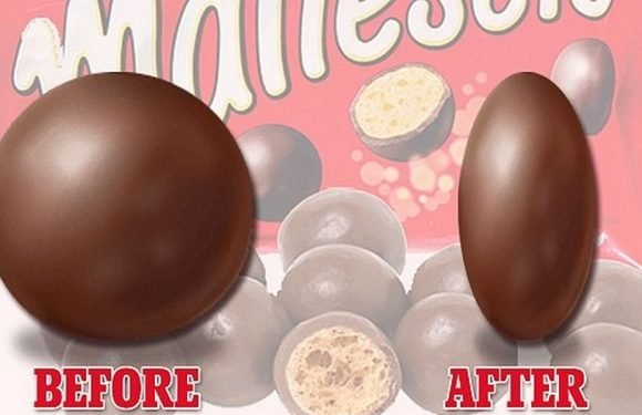 Don't worry, Maltesers aren't changing shape – but there is something going on