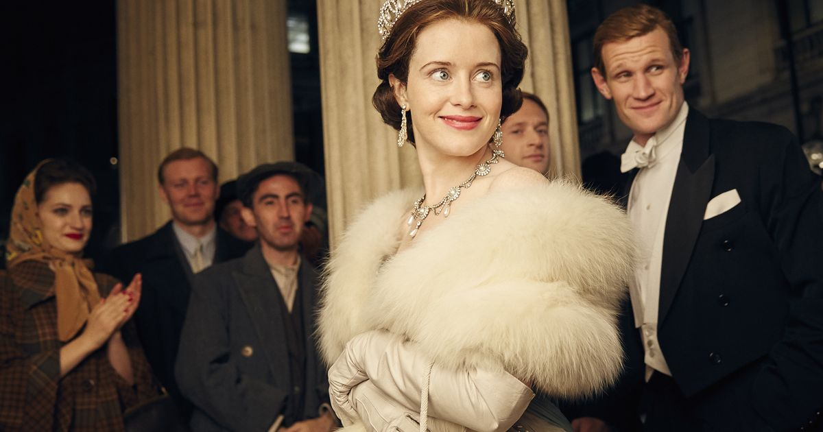 The Crown bosses admit Claire Foy was paid less than co-star Matt Smith