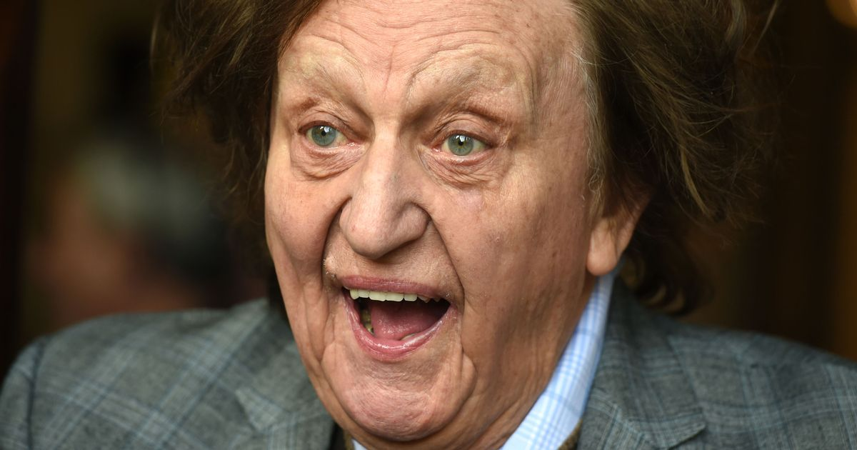 Comedy legend Ken Dodd dies aged 90 after losing battle with serious infection