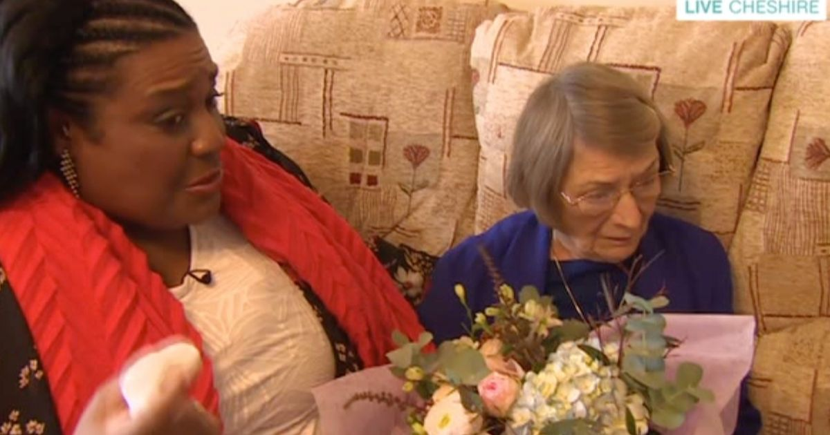 Confused elderly mother 'traumatised' as Alison Hammond bursts into living room