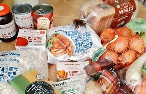 Shopper reveals how she survived on £1 of food a day for a week without starving