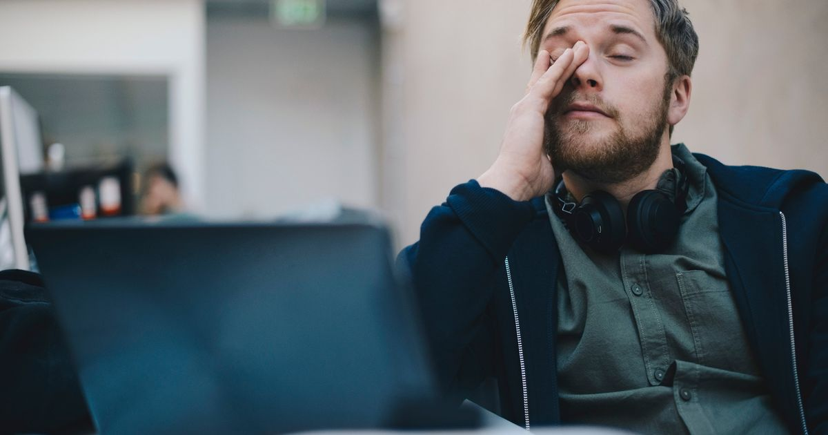 Brits spend over seven-and-a-half years of their life tired – and here's why