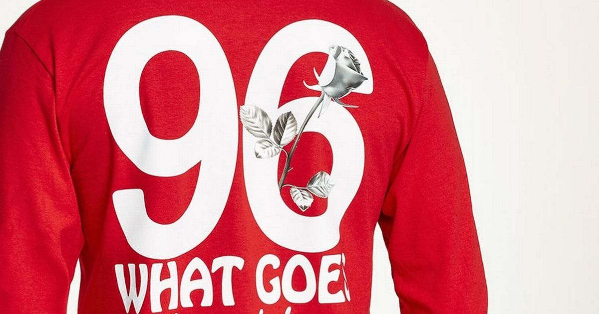 Topman 'removes' controversial '96 karma' t-shirt 'mocking Hillsborough victims'
