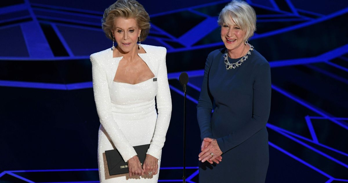 Jane Fonda, Helen Mirren and Meryl Streep prove age is just a number