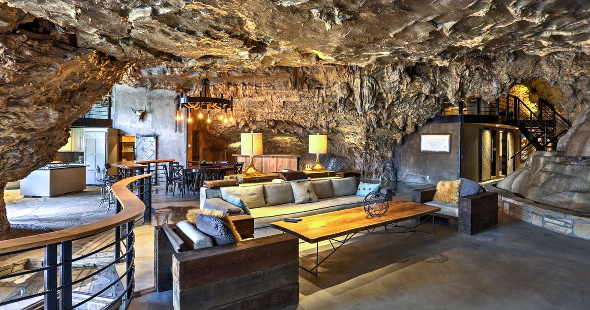 11 incredible caves turned into luxury holiday homes that are amazingly cheap