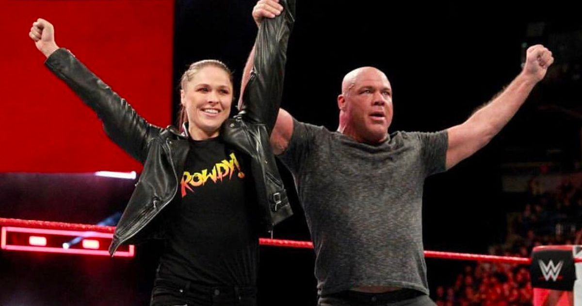 7 things you missed from Raw overnight as Ronda Rousey learns Wrestlemania match