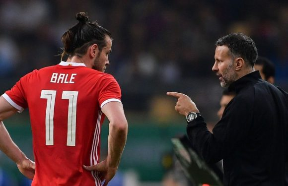 Giggs' bizarre off the pitch demands to star man Gareth Bale