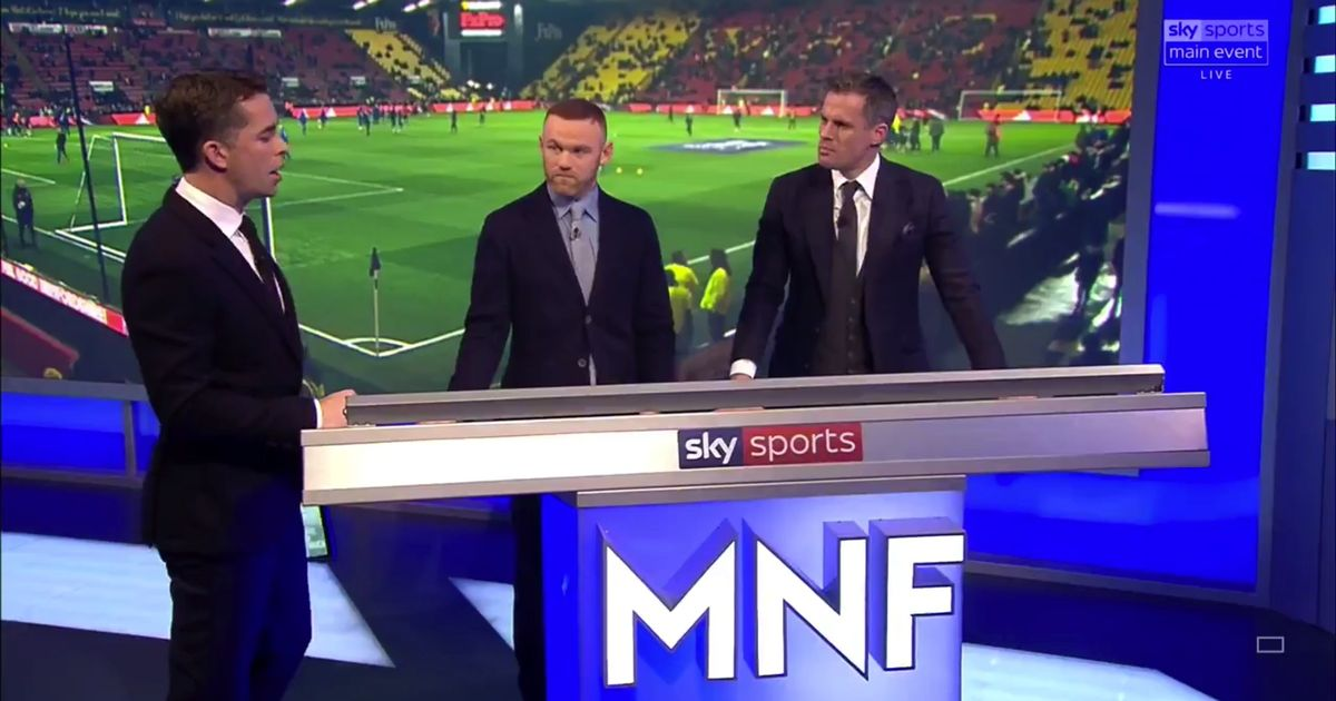 Our writers decide who Carragher's MNF replacement should be if sacked
