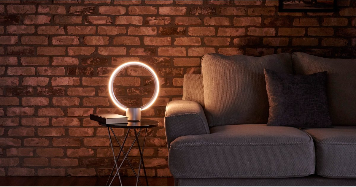 I Was a Smart-Home Skeptic — Until I Fell Head Over Heels For This 1 Smart Lamp