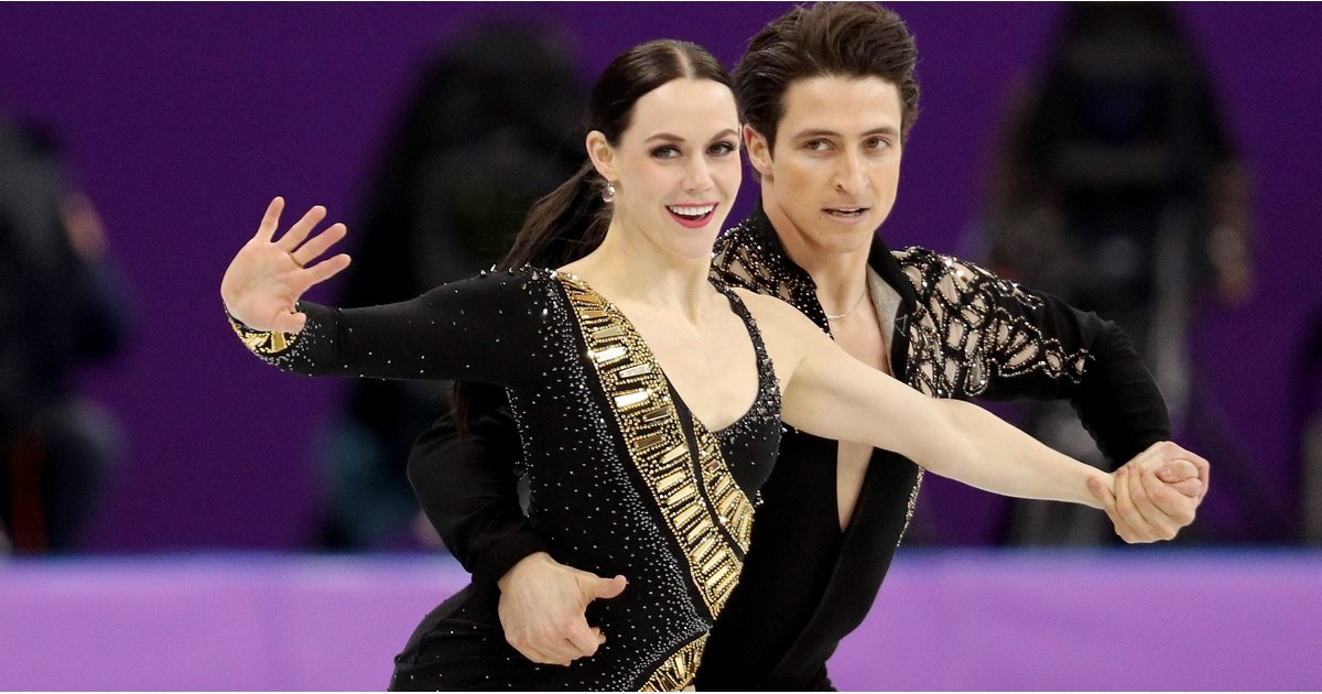 Very Important Olympics Question: Are Tessa Virtue and Scott Moir Dating or Not?
