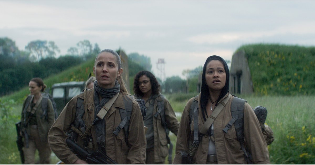 "Gina Rodriguez on Annihilation's Connection to Time's Up: ""We Had to Band Together"""