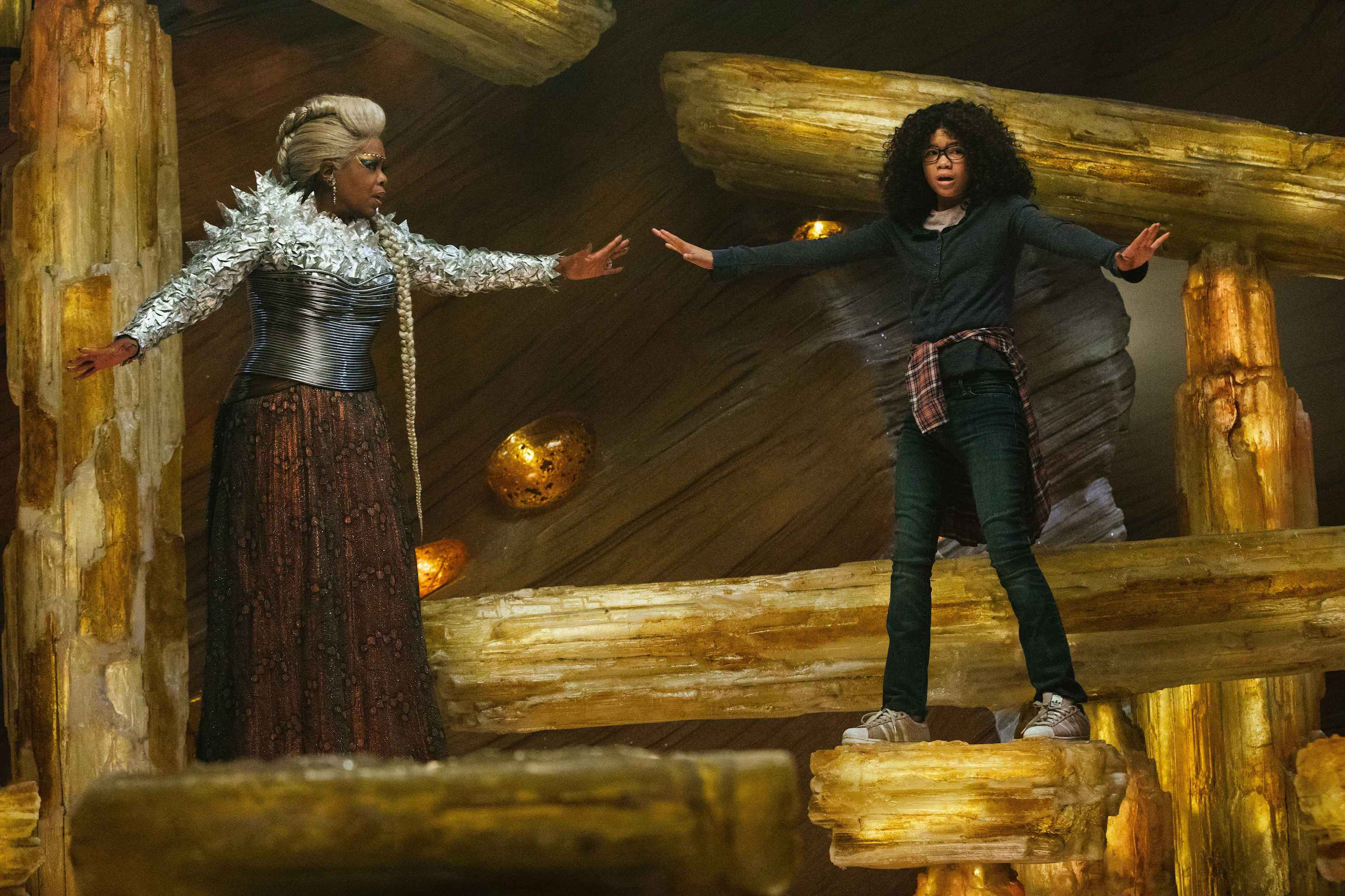 'Wrinkle in Time' just isn't fun enough