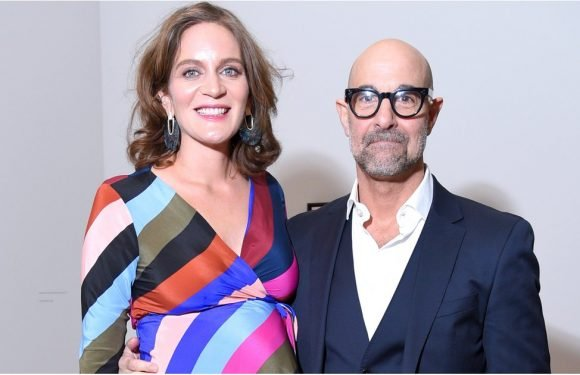 Stanley Tucci and Felicity Blunt Are Expecting Their Second Child!