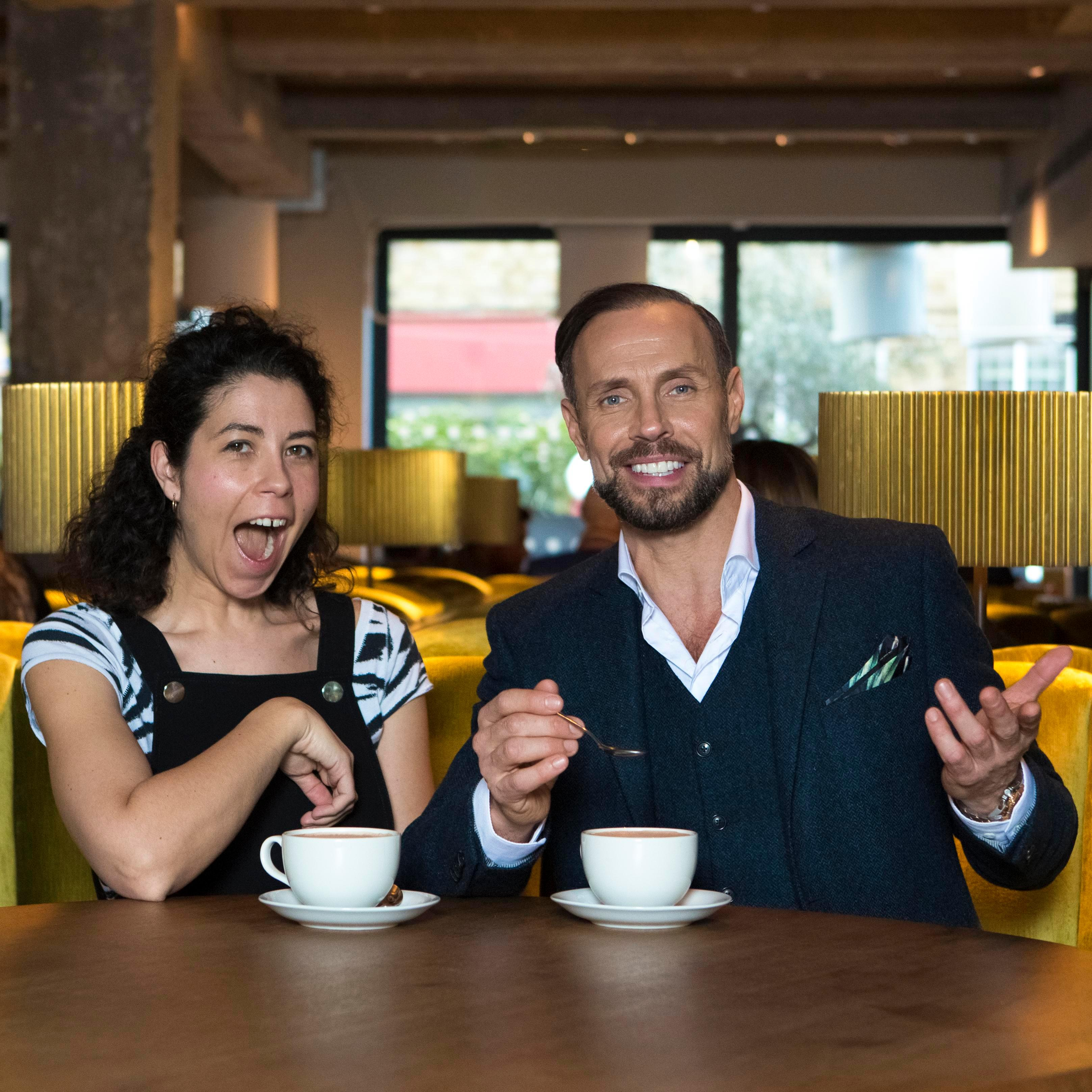 We talk Brexit, Trump and the NHS with Dancing On Ice judge Jason Gardiner