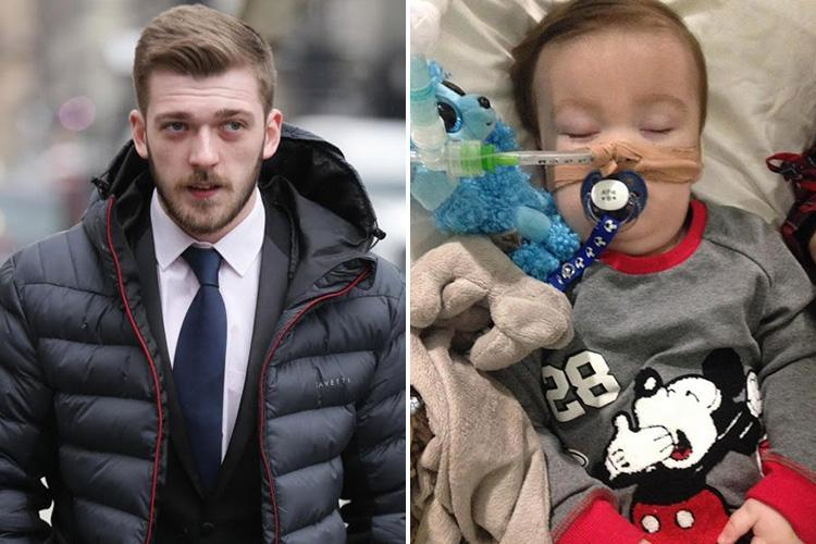 Alfie Evans' distraught parents lose last-ditch appeal to stop tot's life support being switched off