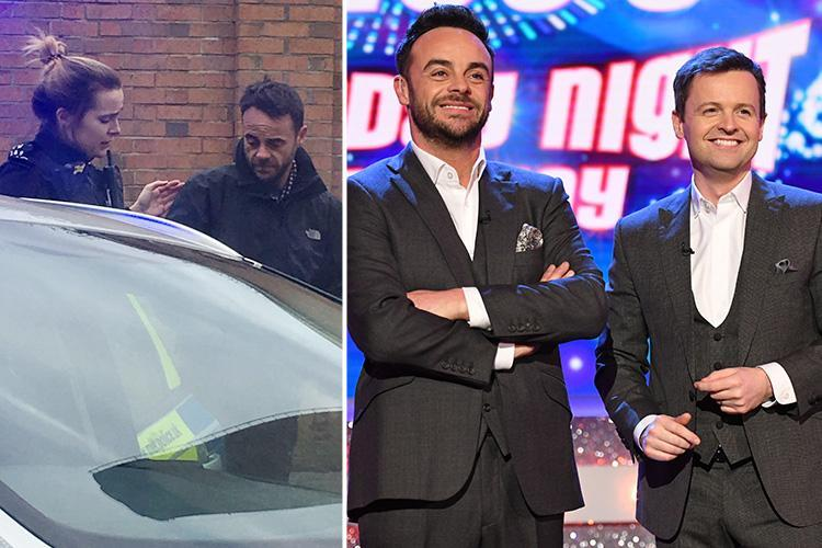 Saturday Night Takeaway viewers fear show will be cancelled after Ant McPartlin's arrest
