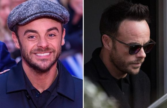 Ant McPartlin's estranged dad who left £60m Saturday Night Takeaway star aged 10 'now £15-an-hour gas fitter living in two-bed council house'