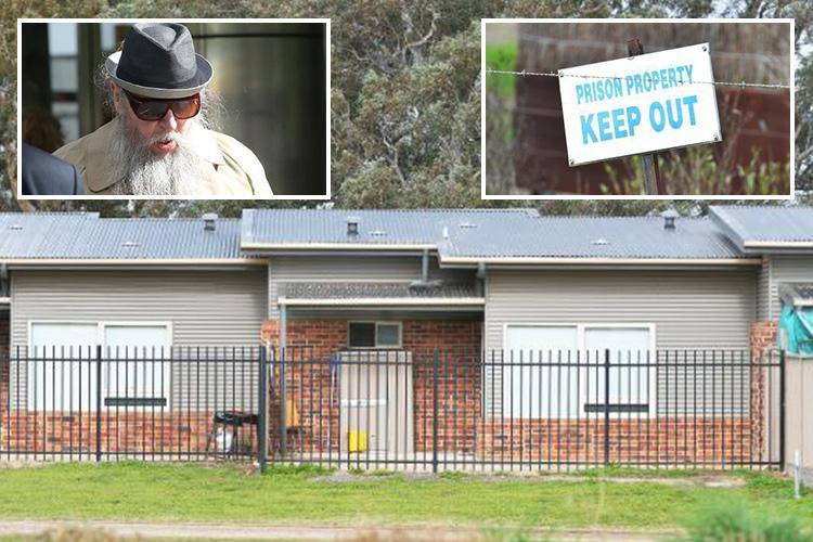 Secret Aussie site where dangerous paedos and violent rapists are allowed to wander around freely… despite the escapes
