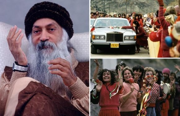 Inside bizarre Eighties 'sex cult' in Netflix's 'Wild Wild Country' run by guru with 93 Rolls-Royces and whose followers carried out largest bioterror attack in US history
