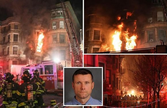 Firefighter killed tackling blaze on set of Bruce Willis film Motherless Brooklyn in NYC 'after Ed Norton alerted cops'