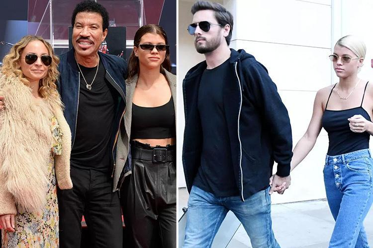 Scott Disick 'banned from Lionel Richie's Walk Of Fame ceremony' as singing legend doesn't approve of daughter Sofia dating him