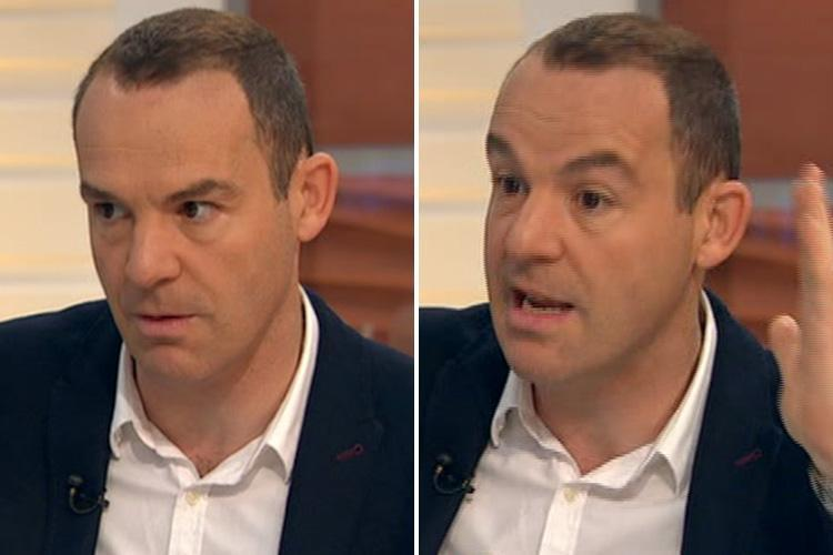 Furious Martin Lewis warns GMB viewers after fraudsters use him on 'vicious' cryptocurrency scams