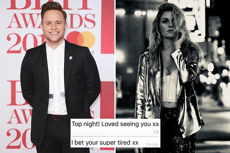 New York blogger reveals secret romance with Olly Murs that ended when he landed The Voice gig