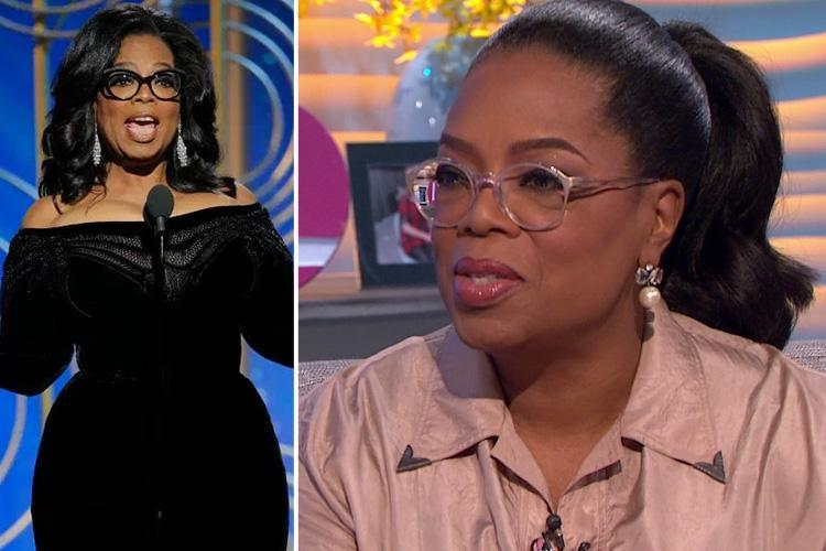 Oprah Winfrey says her life would be 'ruined' if she ran for president