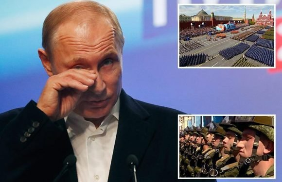 The real reason Vladimir Putin hates the West 'is because nobody turned up to his 2015 party celebrating World War 2 victory'