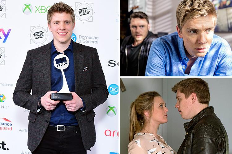 Emmerdale's Ryan Hawley hints he's leaving the soap after an 'intense' year for Robron