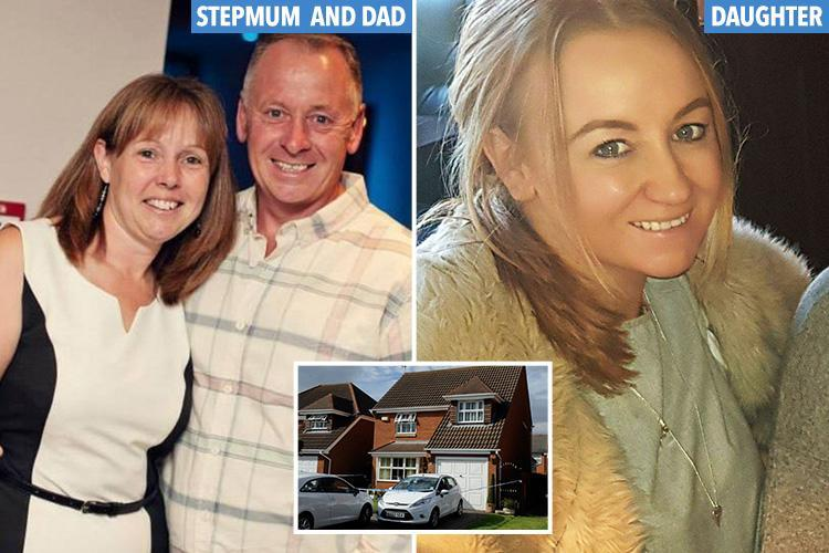 Daughter finds dad and stepmum dead after he calls his wife 'the Devil' in chilling 3am Facebook post