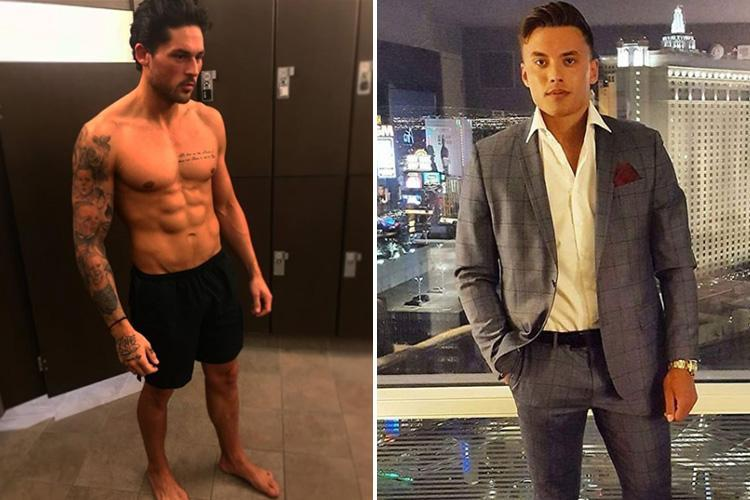 Towie sign up Vicky Pattison's ex Jordan Wright and Chloe Crowhurst's ex Dean Ralph for brand new series