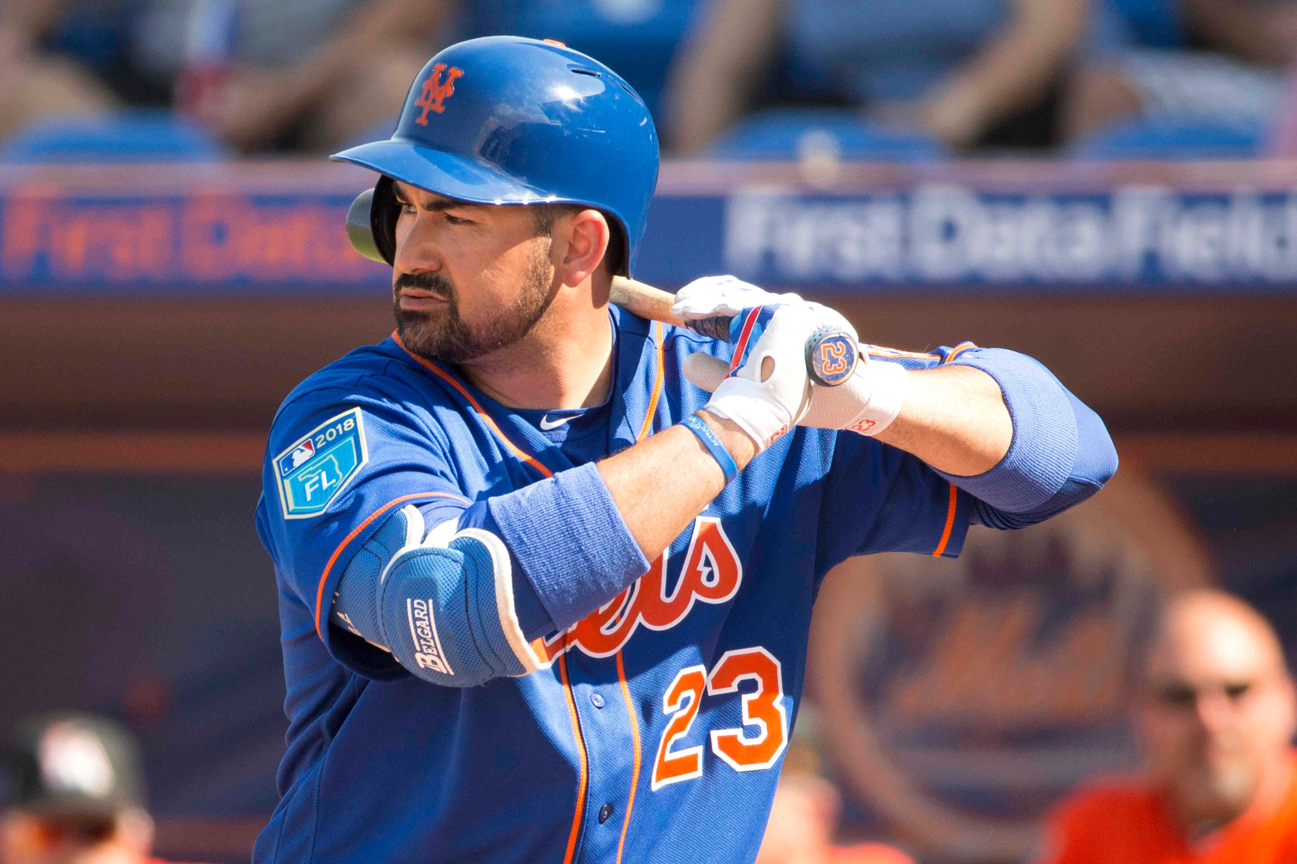 Adrian Gonzalez has one more shot to avoid becoming extinct