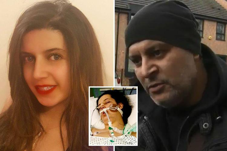 Mariam Moustafa's dad responds to teen student's death after Nottingham girl gang attack