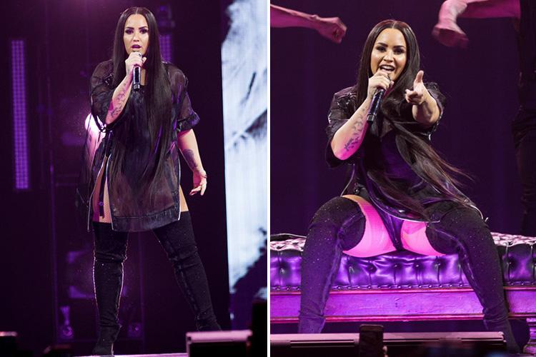 Demi Lovato reveals the moment she thought she was turning into her alcoholic dad after 'drinking vodka from a Sprite bottle and throwing up'