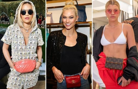 Rihanna and Rita Ora are bringing back the bumbag, so are YOU brave enough to rock the 80s trend? (Just don't pair it with a perm) – The Sun