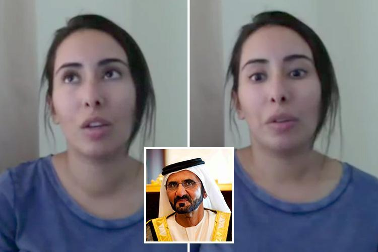 Dubai princess Sheikha Latifa and friend mysteriously go missing off Goa coast after posting chilling YouTube video