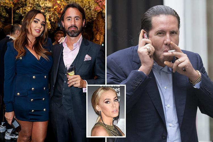 Tamara Ecclestone begs sister Petra's ex James Stunt to end bitter divorce row and stop publicly criticising her family