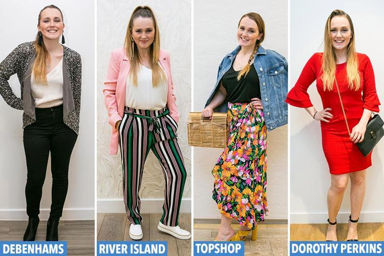 We tested out Topshop, Debenhams, River Island and Dorothy Perkins' FREE personal styling services and discovered the high street's best kept secret