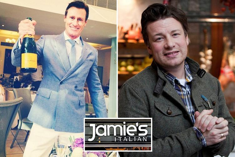 Jamie Oliver blasts 'nasty' accusations his CEO brother-in-law is destroying the chef's business empire