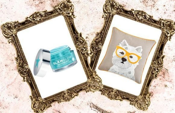 A juicy moisturiser and cosy cushion… here's what we're lusting after today