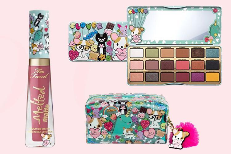Too Faced has released the most adorable new collection… and it involves puppies