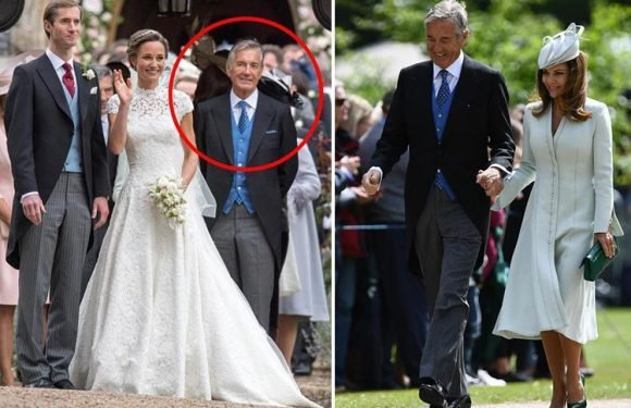 Pippa Middleton's father-in-law David Matthews denies rape allegations
