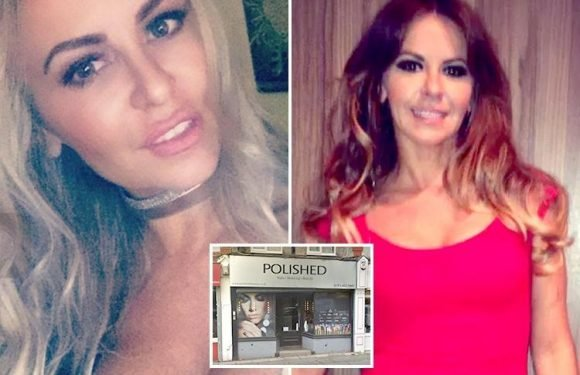 'Amazing' beautician, 39, found hanged in her salon after struggling to cope following death of both parents and brother