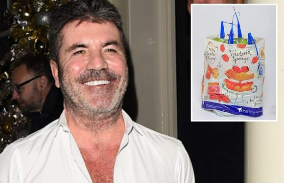 Multi-millionaire Simon Cowell confesses he doesn't know what a Bag For Life is